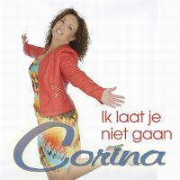 Cover Corina [BE] - Ik laat je niet gaan
